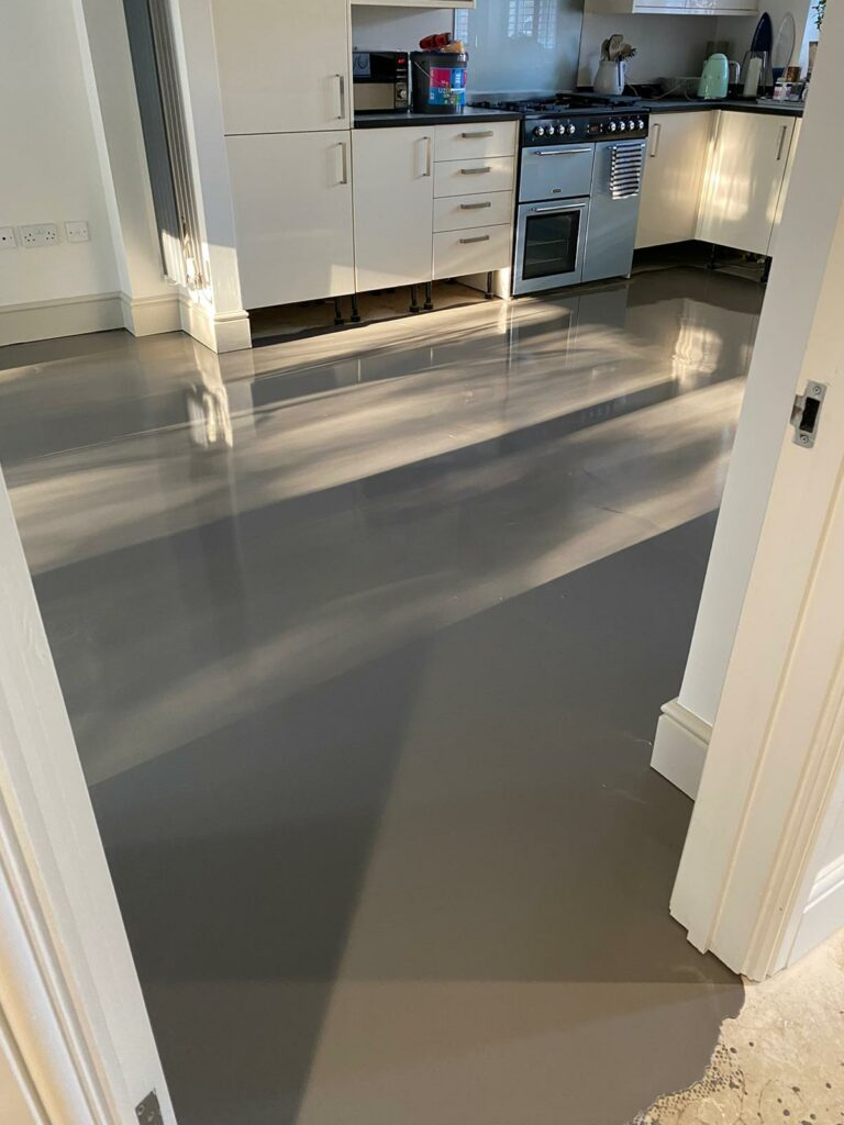finished floor the correct way from Affordable Flooring Solutions